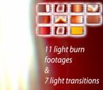 Light Transitions & Burns