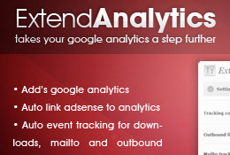Extended Google Analytics