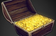 Modular Dungeon Set - Treasure Chest Pack