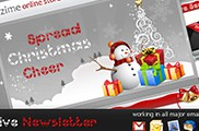 Festive - NewsLetter Template