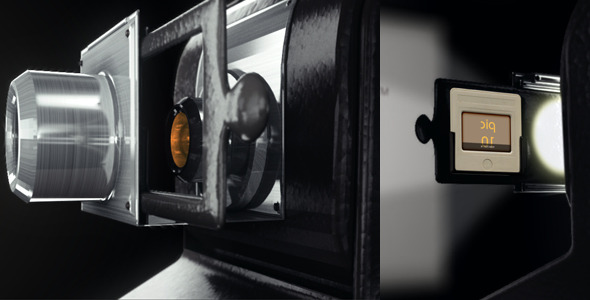 After Effects Project - VideoHive Old Photo Slider Machine 849386