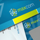 MaxCom Business Corporate ID Pack With Logo - GraphicRiver Item for Sale