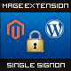 Single Sign-On For Magento And WordPress - CodeCanyon Item for Sale
