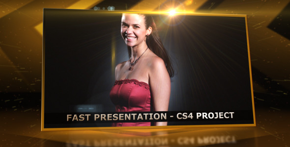 After Effects Project - VideoHive Fast Presentation 885376