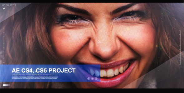 After Effects Project - VideoHive Style 885965