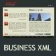 Business XML Template - ActiveDen Item for Sale