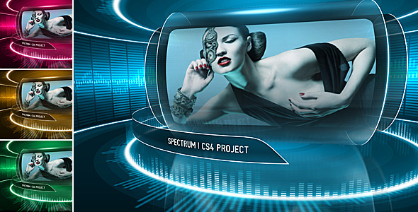 After Effects Project - VideoHive Spectrum 889358