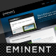 Eminent, an ultra clean & professional layout - ThemeForest Item for Sale