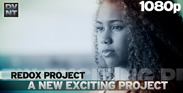 After Effects Project - VideoHive REDox Template 896966