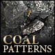 8 Coal Patterns + Textures - GraphicRiver Item for Sale