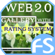 Web2.0 image gallery + *Rating System* - ActiveDen Item for Sale