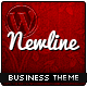 Newline Premium Business WordPress Theme - ThemeForest Item for Sale