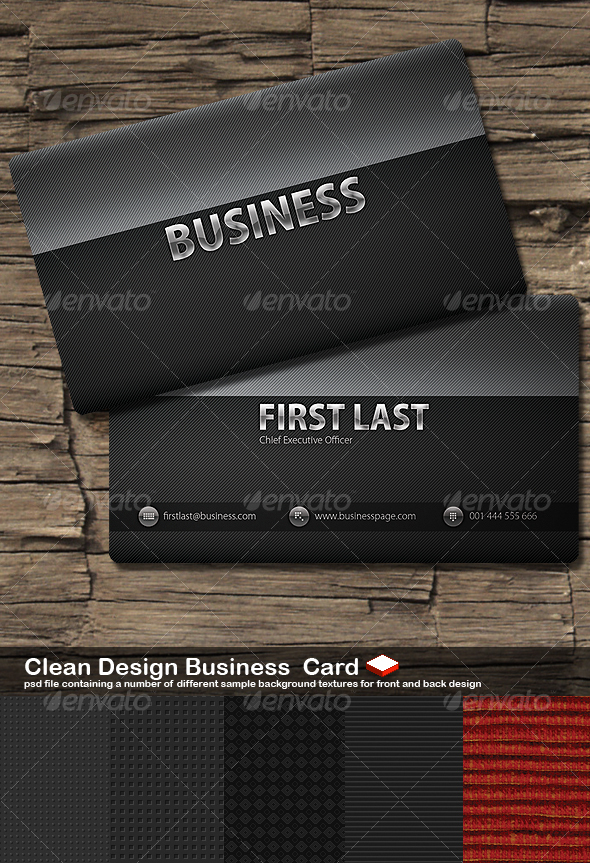GraphicRiver Business Card 37449