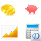 Finance & Business  Icons - GraphicRiver Item for Sale