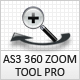 AS3 360 ZOOM TOOL PRO - ActiveDen Item for Sale