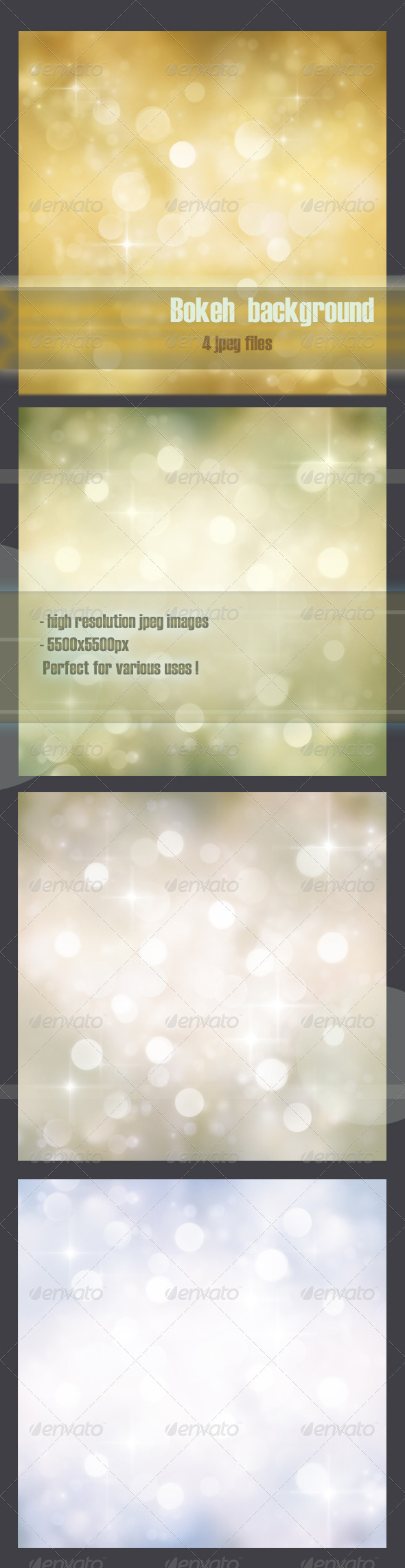 GraphicRiver Bokeh backgrounds 915857