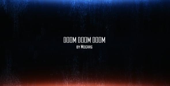 After Effects Project - VideoHive Doom Doom Doom 117292