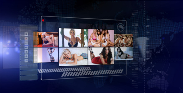 After Effects Project - VideoHive Hightech Schedule 861724