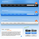 Modern blog menus and header. - GraphicRiver Item for Sale