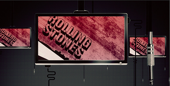 After Effects Project - VideoHive Video Monitors 42116