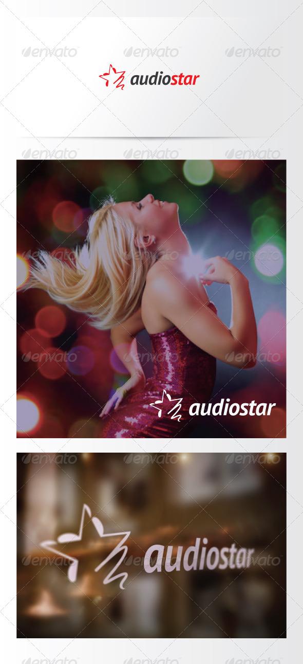Graphic River AudioStar Logo Logo Templates -  Symbols 930200