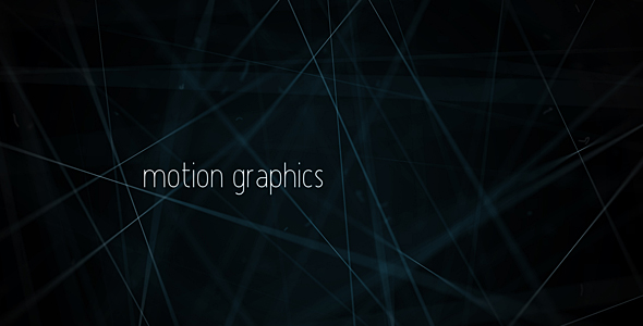 After Effects Project - VideoHive Lines & Titles 117606