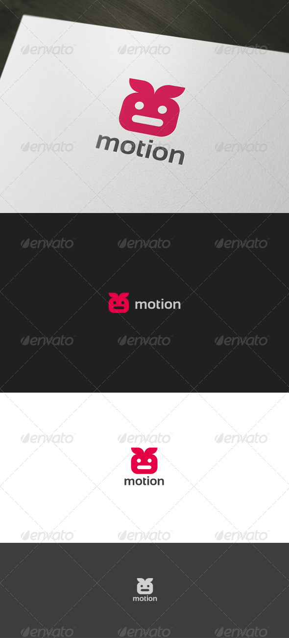 Graphic River Animation Abstract Logo Logo Templates -  Abstract  Vector 930698