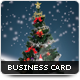 Christmas Business Card - GraphicRiver Item for Sale