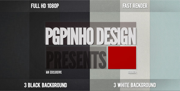 After Effects Project - VideoHive Intro Design 931316