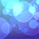 Bokeh - Bubbles on blue background - VideoHive Item for Sale