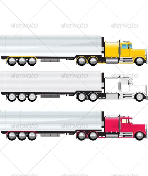 GraphicRiver Big truck 118257