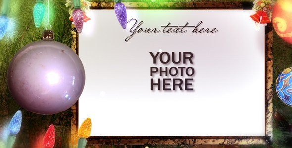After Effects Project - VideoHive Traditional Christmas Photo Collection 937753