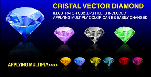 GraphicRiver Vector Diamond 118481