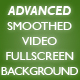 Advanced Fullscreen Video Background - ActiveDen Item for Sale