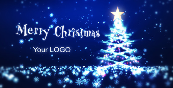 After Effects Project - VideoHive Christmas Greetings and Logo 942965