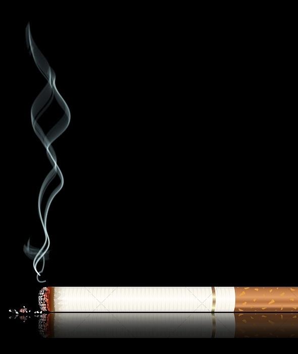 Smoking   GraphicRiver