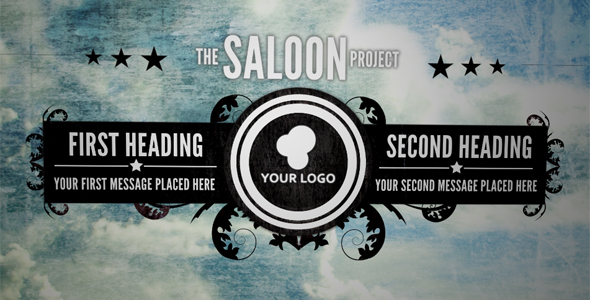 After Effects Project - VideoHive Saloon 118301