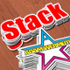 Stack - GraphicRiver Item for Sale