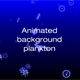 Animated background plankton - ActiveDen Item for Sale