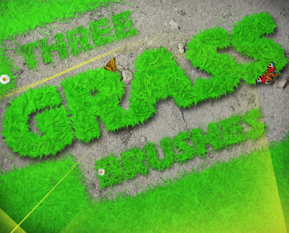 GraphicRiver Three Amazing Grass Brushes 119650