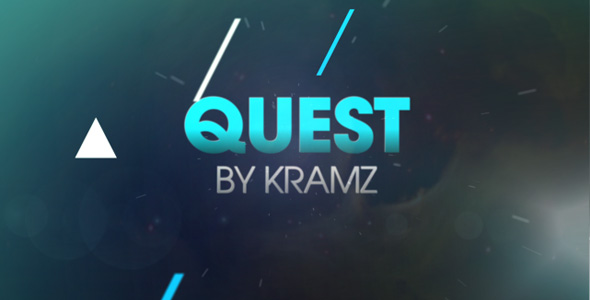 After Effects Project - VideoHive QUEST 119692