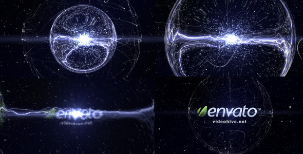 After Effects Project - VideoHive Particle Effect 2 Explosion of Galaxy 954457