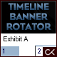 TIMELINE BANNER ROTATOR - ActiveDen Item for Sale