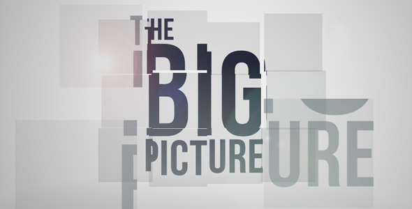 After Effects Project - VideoHive Big Picture 121301