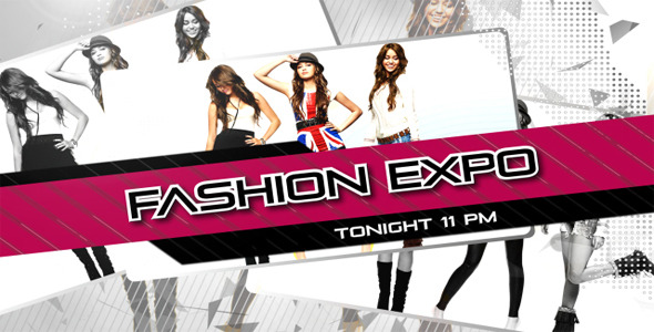 After Effects Project - VideoHive Fashion Expo 969299