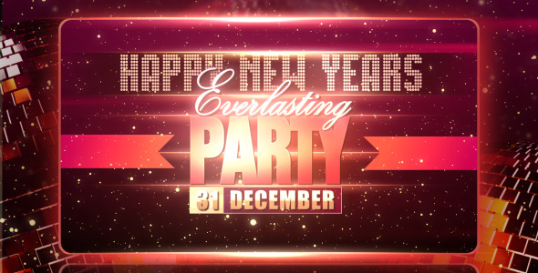 After Effects Project - VideoHive New Years Party 971535