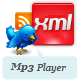 XML Mp3 Player - Draggable - ActiveDen Item for Sale