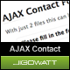 AJAX Contact Form - CodeCanyon Item for Sale