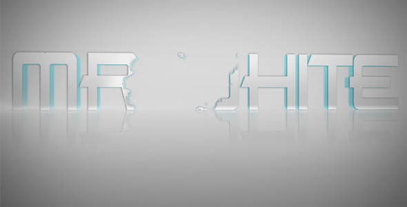 After Effects Project - VideoHive Mr White 122433
