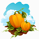 Pumpkins - GraphicRiver Item for Sale